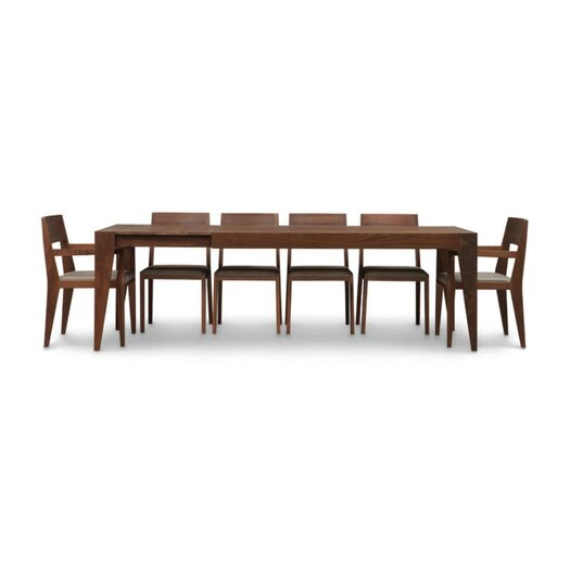 "Copeland Furniture Kyoto 72-96""W Extension Dining Table"