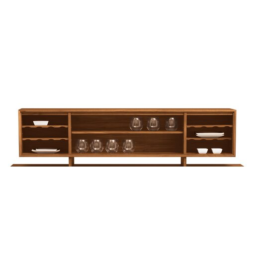 Cherry Wood Home Office Furniture Allmodern