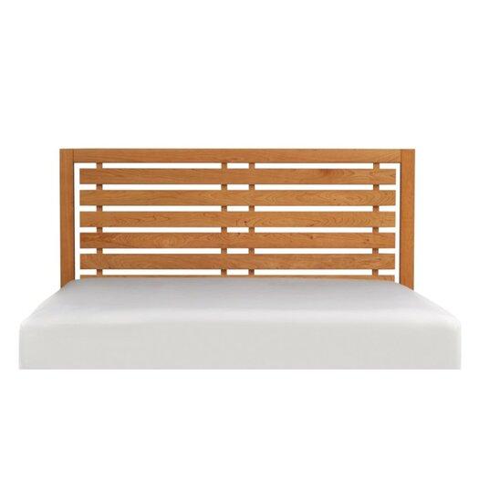 Dominion Storage Bed with Slat Headboard