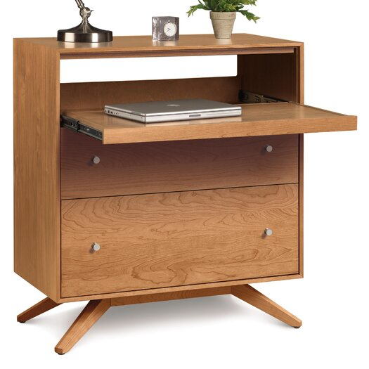 Copeland Furniture Astrid Credenza Desk