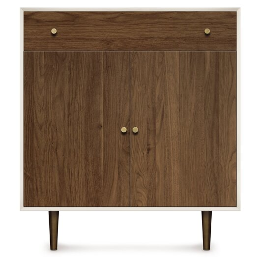 Copeland Furniture Mimo 1 Drawer and 2 Door Dresser