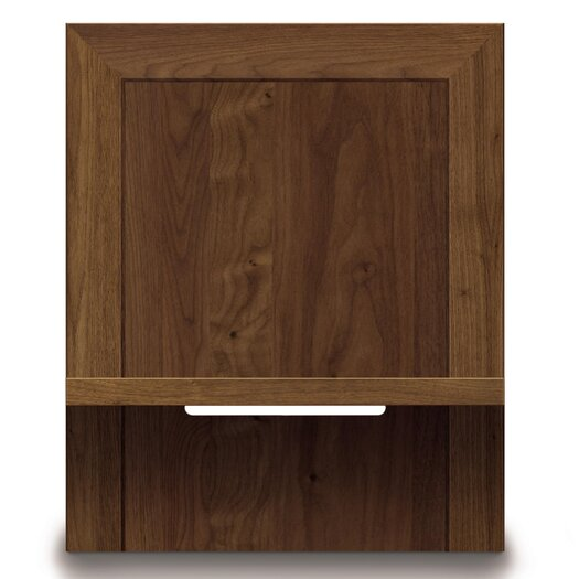 Copeland Furniture Moduluxe Nightstand with Shelf