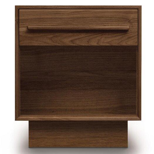 Copeland Furniture Moduluxe 1 Drawer Nightstand