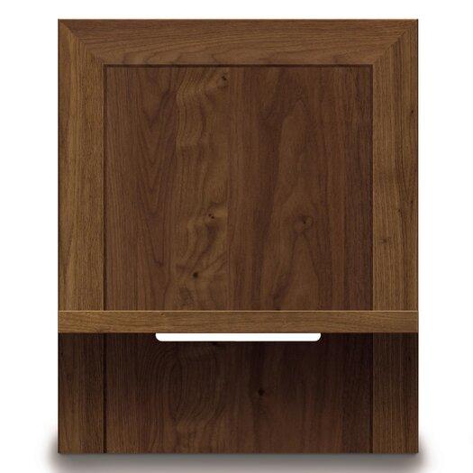 Copeland Furniture Moduluxe Nightstand with Shelf