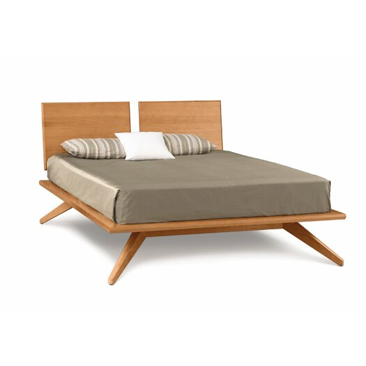Astrid Bed with 2 Adjustable Headboard Panels