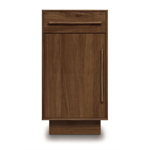 Moduluxe 1 Drawer over 1 Door Narrow Chest