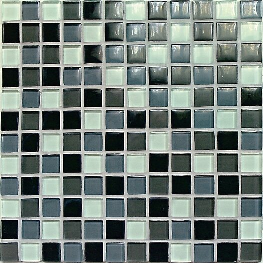 Casa Italia Crystal-A Glass Mosaic in Mix Classic Gloss