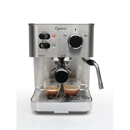 Capresso EC PRO Espresso and Cappuccino Machine