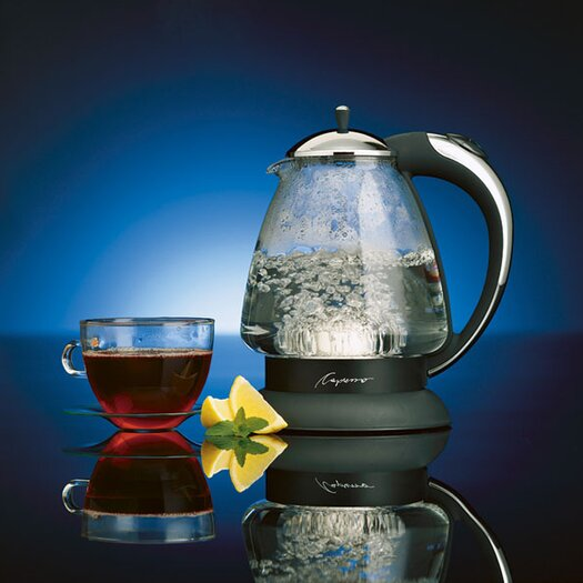 Capresso H2O 1.5 Qt. Plus Electric Tea Kettle