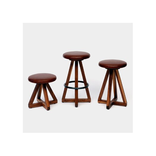 "ARTLESS X 26"" Swivel Bar Stool with Cushion"
