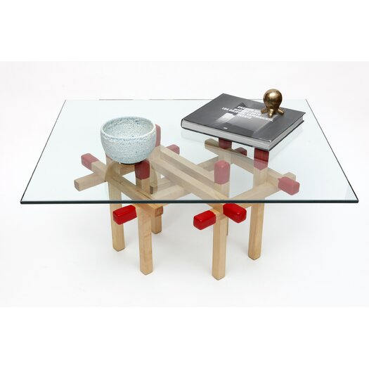 Matchstick Coffee Table