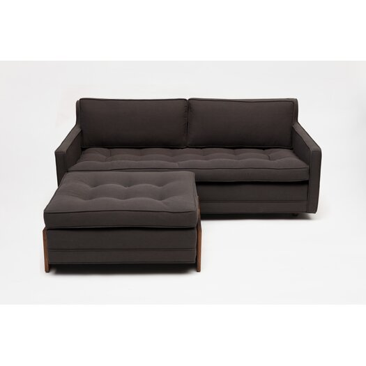 UP SolutionsTwo Seater with Ottoman