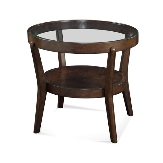 Bassett Mirror Priazzo End Table
