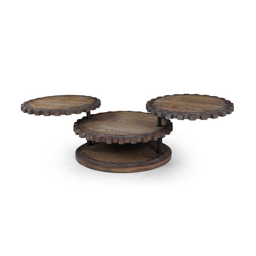 Bassett Mirror Sprockets Coffee Table