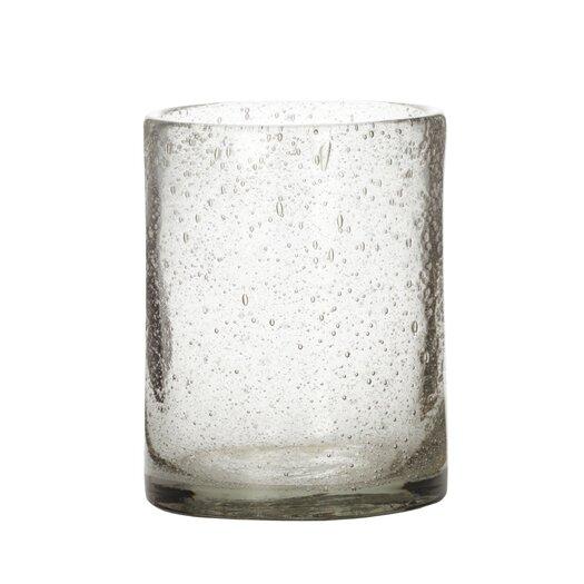 Jamie Young Company Carnival Glass Hurricane