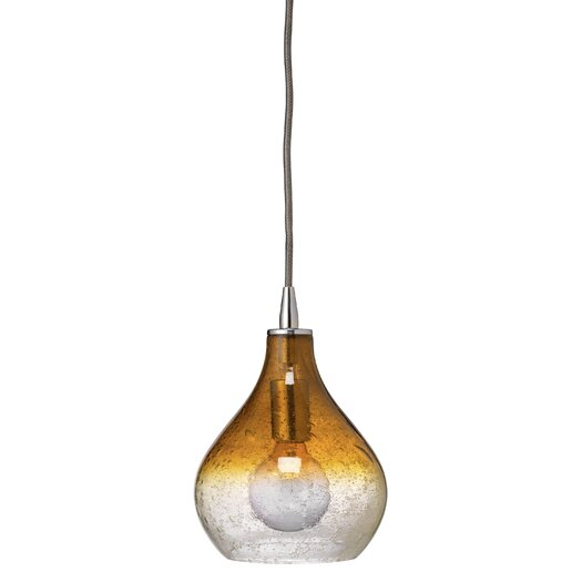Jamie Young Company Curved Pendant Light
