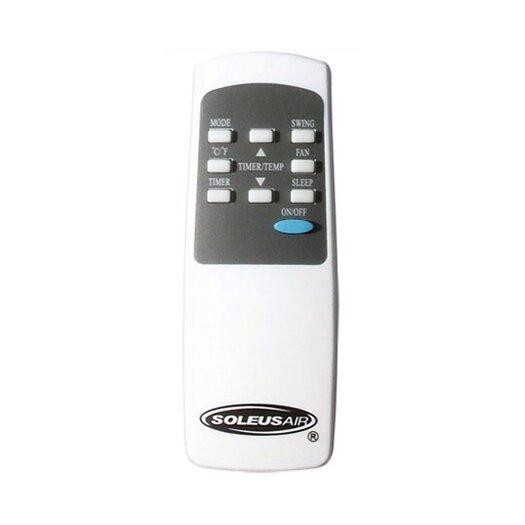 Soleus Air 10,000 BTU Portable Air Conditioner with Remote