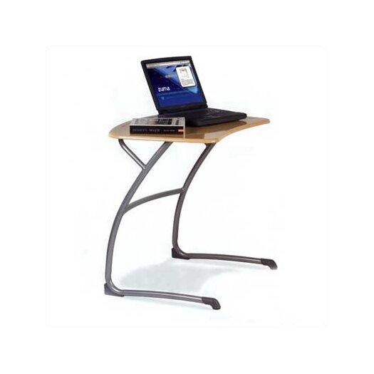 "Virco Zuma 29"" Plastic Cantilever Desk"