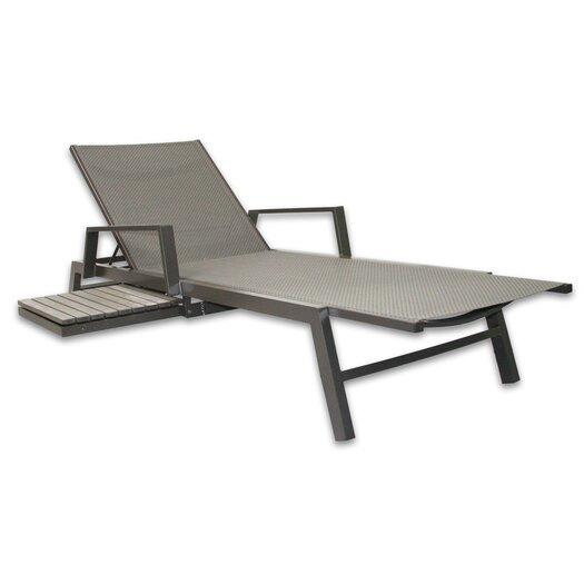 Patio Heaven Riviera Chaise Lounge