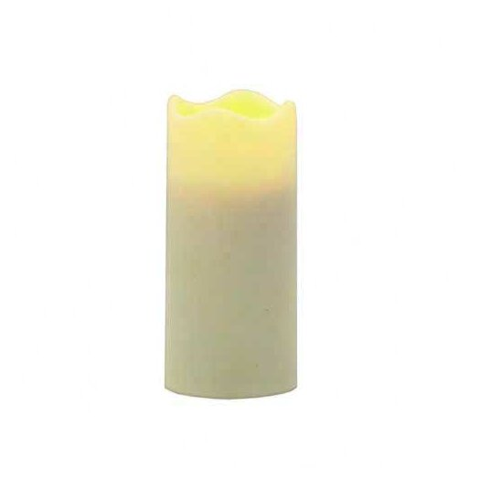 Pacific Accents Wax Wavy Top Votives Candle