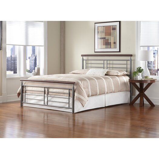 Fashion Bed Group Fontane Metal Bed