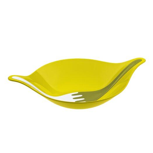Koziol 3 Piece Leaf Salad Bowl Set
