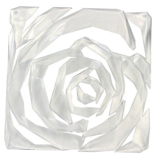 """Koziol 10.6"""" x 10.6"""" Floral Room Divider"""