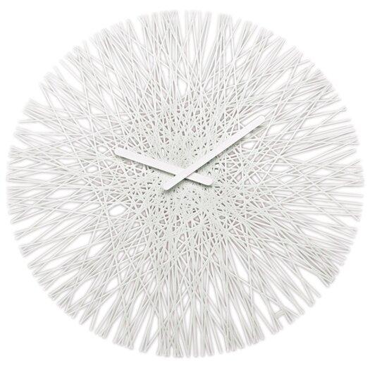 "Koziol Silk 17.64"" Clock"