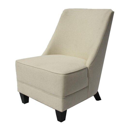 Elegant Home Fashions Marino High Back Chair