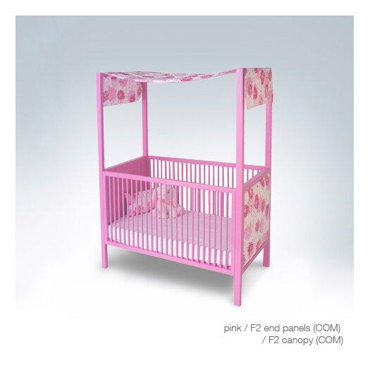ducduc Cabana Canopy Crib