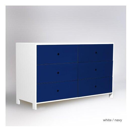 ducduc Parker 6 Drawer Dresser