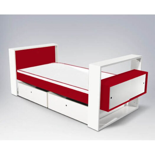 ducduc Austin Youth Bed with Trundle