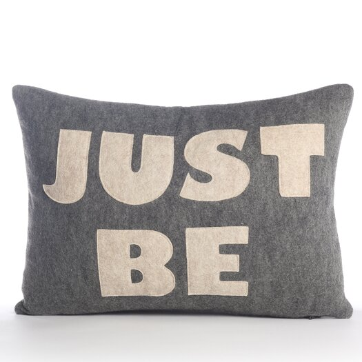 Just Be Decorative Pillow