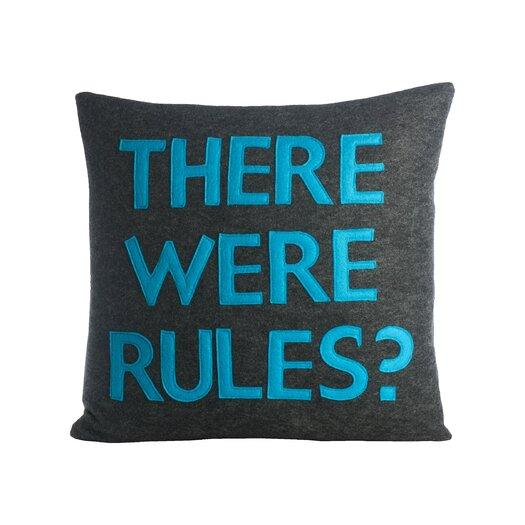 Alexandra Ferguson There Were Rules Decorative Throw Pillow