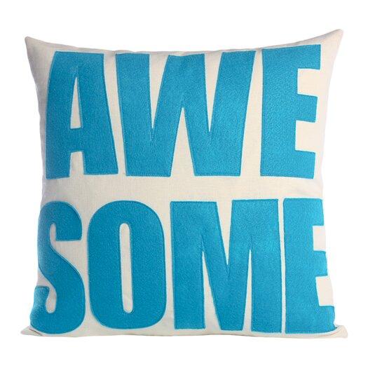 Alexandra Ferguson Awesome Decorative Throw Pillow