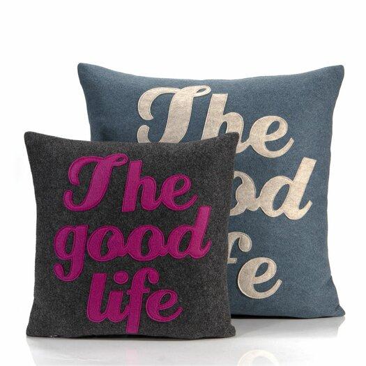 "Alexandra Ferguson ""The Good Life"" Decorative Pillow"