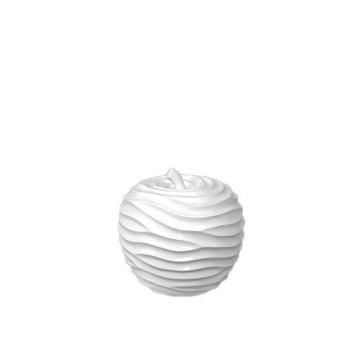 Urban Trends Ceramic Apple III Sculpture
