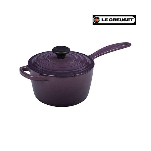 Le Creuset Cast Iron Precision Pour Saucepan with Lid