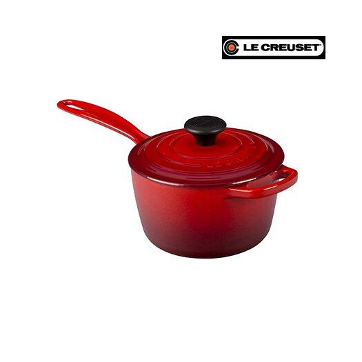 Le Creuset Cast Iron Precision Pour Saucepan
