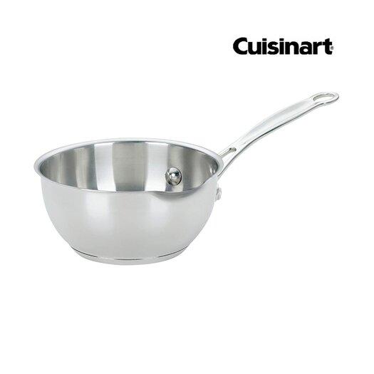 Cuisinart Chef's Classic Stainless Steel 1-qt. Open Pour Saucier