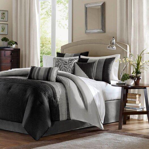 Madison Park Amherst 7 Piece Comforter Set