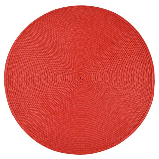 Design Imports Round Placemat