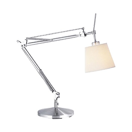 "Adesso Architect 31"" H Table Lamp with Empire Shade"