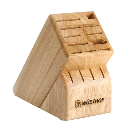 Wusthof 15-Slot Knife Block