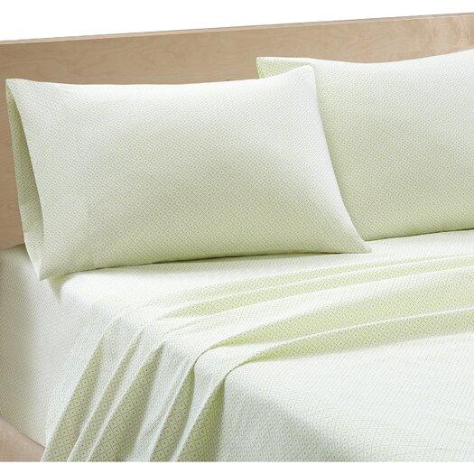 Intelligent Design Diamond 200 Thread Count Cotton Sheet Set