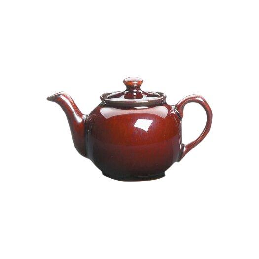 Fox Run Craftsmen 1.7-qt. Peter Sadler Teapot in Brown
