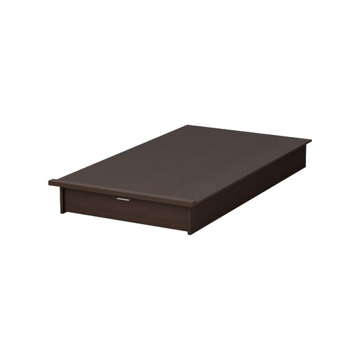 South Shore Twin Platform Bed with Storage II