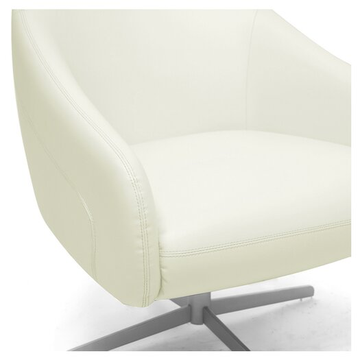 Wholesale Interiors Balmorale Leather Arm Chair