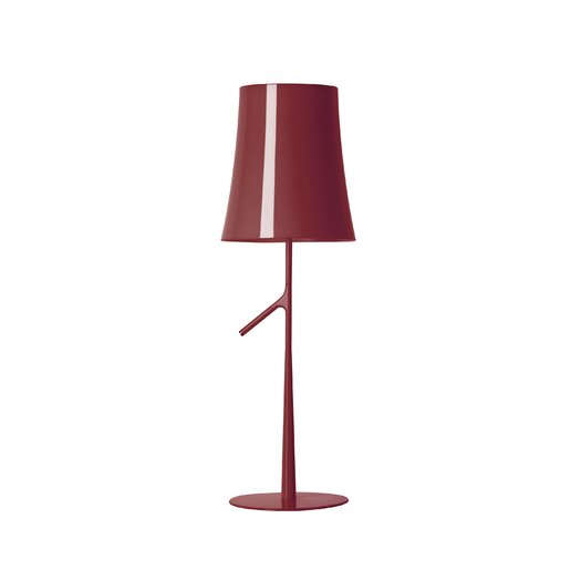 "Foscarini Birdie Piccola 19.25"" H Table Lamp with Empire Shade"