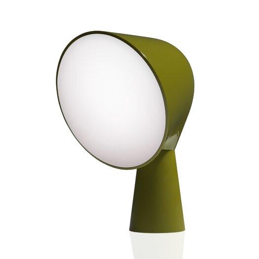 """Foscarini Binic 8"""" H Table Lamp with Bowl Shade"""